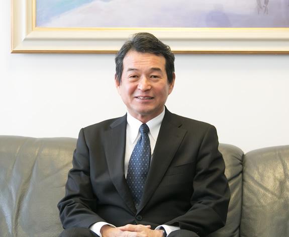 日進工業株式会社 代表取締役 長田和徳